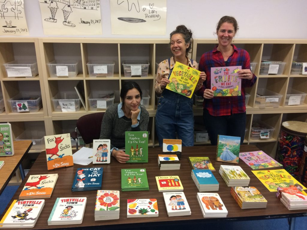 BookFair at ASD 11-20-17