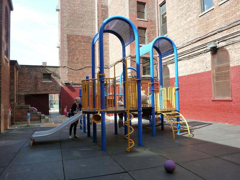 PS 372 Playground